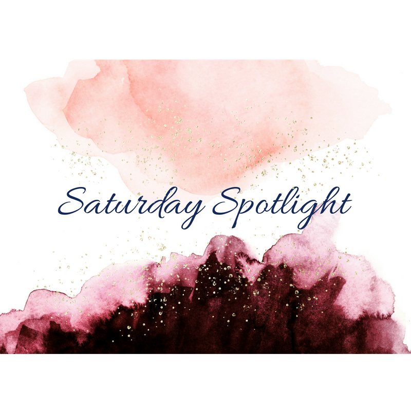 Saturday Spotlight – N.J. Simmonds