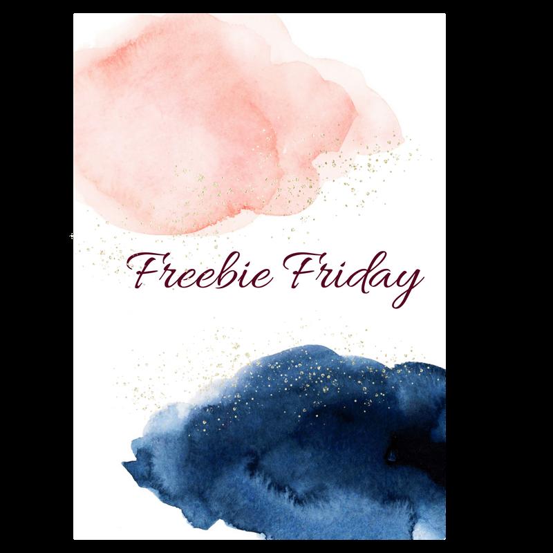 Freebie Friday
